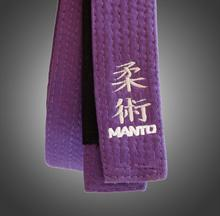 """Kanji"" Embroidered BJJ Rank..."